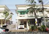 ขายบ้านแฝด 41 ตารางวา หมู่บ้านรื่นฤดี ถนนรามคำแหง - DDproperty.com