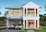 ขายบ้านเดี๋ยว 85.5 ตร.วา หมู่บ้านฑรอเมนาด โฮม มือหนึ่ง                ม 2 - DDproperty.com