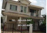 22326  บ้านเดี่ยว 2 ชั้น ให้เช่า ถนนรังสิต-นครนายก คลอง 4 ใกล้โลตัส คลอง 4 - DDproperty.com