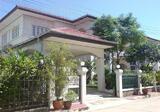 น้ำไม่ท่วม, ขายบ้านเดี่ยว 75 ตร.วา หมู่บ้านพฤกษ์ภิรมย์-บางขุนเทียน ติดถนนพระราม 2 (ของโครงการ Q House) - DDproperty.com