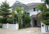 ID36 บ้านเช่า/ขาย มีสวนและพร้อมเฟอร์นิเจอร์บางส่วนใกล้เซ็นทรัลแอร์พอร์ตพลาซ่าในเมืองเชียงใหม่ - DDproperty.com