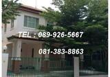 21220 บ้านเดี่ยว 2 ชั้น ให้เช่า ถนน รังสิต-นครนายก คลอง 4 - DDproperty.com
