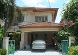 บ้านเดี่ยว 2 ชั้น หมู่บ้านกรองทอง ศรีนครินทร์ ซอยศรีด่าน 22 พื้นที่ 64 ตารางวา 4 นอน 3 น้ำ - DDproperty.com