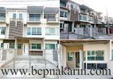 ขายพร้อมผู้เช่า ทาวน์เฮ้าส์ 3 ชั้น บ้านใหม่ พระรามเก้า ถนนกรุงเทพกรีฑา เนื้อที่ 24.6 ตร.ว. (000860) - DDproperty.com
