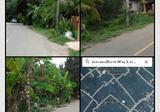 ที่ดินบ้านสวนอัมพวา580ตารางวา บรรยกาศดี ด้านหน้าติดถนนด้านหลังติดคลอง - DDproperty.com