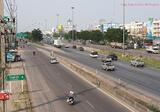 ที่ดินติดพระราม 2 ถมแล้ว 5 ไร่ เสมอถนน หน้ากว้าง 115 เมตร พื้นที่สีส้มใช้งานง่าย ใกล้มหาชัย - DDproperty.com