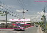 พิเศษขาย ที่ดิน 4 ไร่ ถมแล้วพร้อมรั้วคอนกรีต เดินทางง่าย+ขนส่งสะดวก ติดถนน 2 ด้าน รองรับกิจการทุกประเภท ซอยวิรุณฯ กระทุ่มแบน-ใกล้ถนนเศรษฐกิจ - DDproperty.com