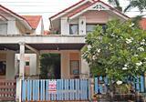 (CS-1584) บ้านแฝด 2 ชั้น ม.โฮมทาวน์ (ซ.6) สนใจติดต่อ 081-3546164 - www.chongoodhome.com - DDproperty.com