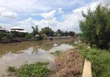 ที่ดินทำเลดี ในเมืองสุพรรณบุรี 7ไร่  ติดถนน-แม่น้ำท่าจีน - DDproperty.com