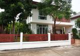 ขาย บ้านเดี่ยว 2 ชั้น หลังริม ม.แปซิฟิค โฮม ถ.เลี่ยงหนองมน บางแสน ชลบุรี - DDproperty.com