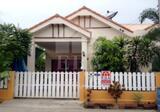 บ้านแฝดชั้นเดียว เนื้อที่ 37.4 ตร.ว. หมู่บ้านแดนใหม่วิลล่า รหัสทรัพย์ 58915 เหมาะสำหรับซื้อเพืออยู่อาศัย หรือซื้อเพื่อการลงทุน - DDproperty.com