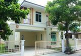 บ้านเดี่ยว กิ่งแก้ว 19 ม.สิรินดา 3นอน3น้ำ  60ตร.วา. บ้านใหม่หลังสุดท้ายของโครงการ ด่วน - DDproperty.com