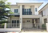 ให้เช่าด่วน!บ้านเดี่ยว 2 ชั้น เป็นบ้านสร้างใหม่ น่าอยู่ บรรยากาศดี - DDproperty.com