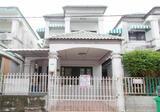 ขายด่วนบ้านแฝดเล่นระดับ 2 ชั้น หมู่บ้านเศรณีวิลล่า(ถนนเมน) บ้านกล้วย-ไทรน้อย - DDproperty.com