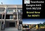 PLEX Bangna km5, Living & Home Office for RENT! Fully Furnished, only 35,000-->32,000 Bt/mth - DDproperty.com