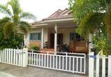 ขาย บ้านเดี่ยวชั้นเดียว ม.พฤกษาสิริ ตะเคียนเตี้ย บางละมุง ชลบุรี - DDproperty.com