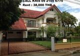 Spacious luxury home close Royal Flora Rajapruek - DDproperty.com