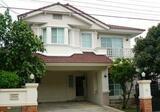 สำหรับเช่า - ให้เช่า บ้านเดี่ยว 2 ชั้น โครงการแลด์แอนด์เฮาส์ ม.มัณฑนา-ราชพฤกษ์ ริมถนนราชพฤกษ์  ไปมาสะดวก เนื้อที่ 65.3 ตร.ว. หันทิศใต้ โทร 081-989-3710 - DDproperty.com