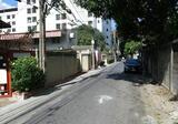 ที่ดินพร้อมบ้าน 101  ตารางวา ย่านราชปรารภ ทำเลดี เข้าซอยไป 100 เมตร - DDproperty.com