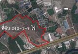 ขายที่ดิน ติดถนนพระราม 2 ใกล้ นิคมอุตสาหกรรม สมุทรสาคร - DDproperty.com