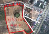 ขายที่ดินชลบุรี 55 ไร่เศษ สี่แยกเขาไม้แก้ว ติดถนนสาย 331 ยินดีรับนายหน้าช่วยขายครับ - DDproperty.com