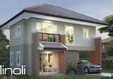 ขายบ้านเดี่ยว โครงการ การ์เด้น วิลล่า 5 (รังสิต คลอง 3) - DDproperty.com