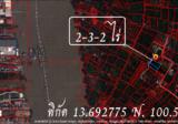 ขายที่ดินในเขตพื้นที่สีเขียว (กระเพาะหมู) ต.บางกะเจ้า ใกล้กรุงเทพฯ ขนาด 2 ไร่ 3 งาน 2 ตรว. - DDproperty.com