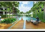 ขายดาวน์Lpn park รัตนาธิเบศร์ ตึกC,Dถูกกว่าโครงการ5แสน วิวสระว่ายน้ำ 26ตรม ราคา ปี2555 - DDproperty.com