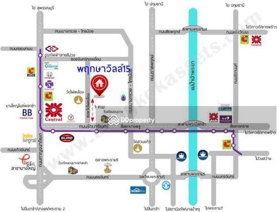 3 Bedroom Townhouse in Bang Bua Thong, Nonthaburi  68433466