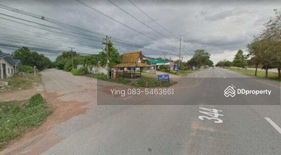 Unnamed Road ที่ดิน วังจันทร์ ติดถนน  หญิง 083-546366 36406145