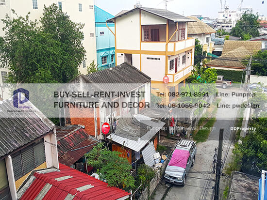 Shophouse in Bang Khae, Bangkok  61116095