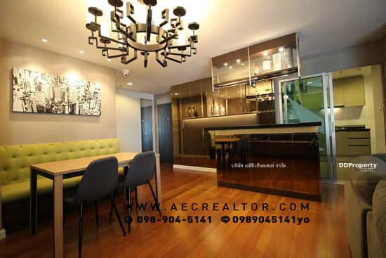 3 Bedroom Condo in ,  For Rent Condo Belle Grand Rama 9 Nice decorate 62953231