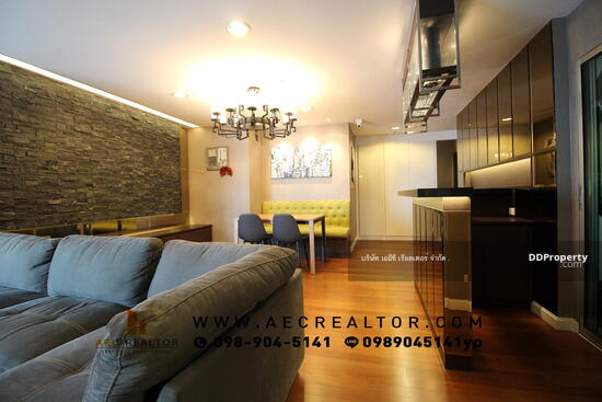 3 Bedroom Condo in ,  For Rent Condo Belle Grand Rama 9 Nice decorate 62953271