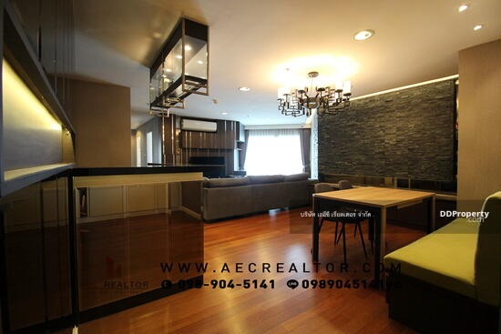 3 Bedroom Condo in ,  For Rent Condo Belle Grand Rama 9 Nice decorate 62953346
