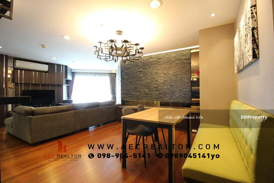 3 Bedroom Condo in ,  For Rent Condo Belle Grand Rama 9 Nice decorate 62953350