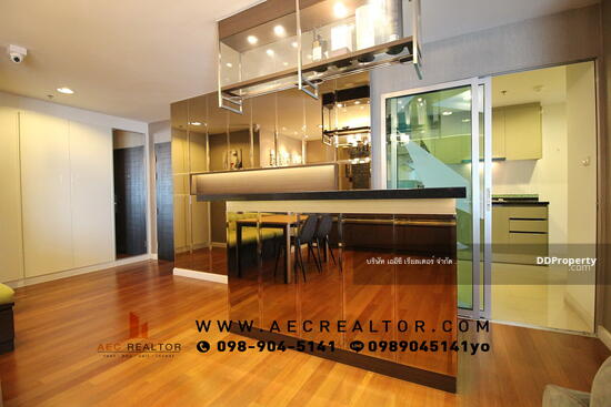 3 Bedroom Condo in ,  For Rent Condo Belle Grand Rama 9 Nice decorate 62953351