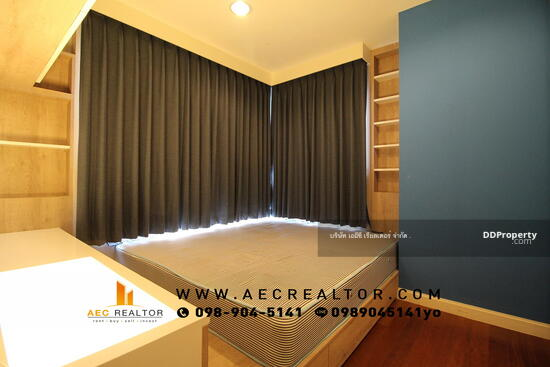 3 Bedroom Condo in ,  For Rent Condo Belle Grand Rama 9 Nice decorate 62953433