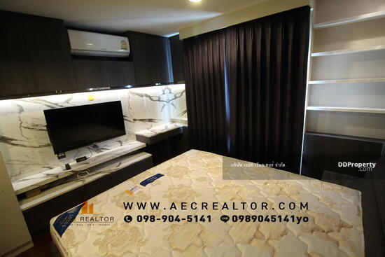 3 Bedroom Condo in ,  For Rent Condo Belle Grand Rama 9 Nice decorate 62953488