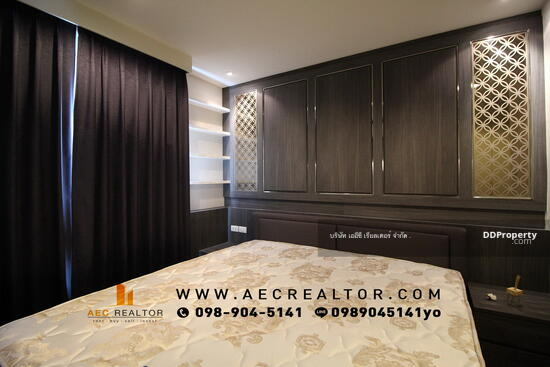 3 Bedroom Condo in ,  For Rent Condo Belle Grand Rama 9 Nice decorate 62953504