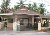ขายด่วน!!!! บ้านเดี่ยวราคาถูก บรรยากาศกลางสวน สงบร่มรื่น - DDproperty.com