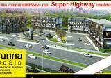 ขายอาคารพาณิชย์ โครงการปันนา เรสซิเดนซ์ (OASIS AVENUE)  ห้องริมติดถนน Super High Way เชียงใหม่-ลำปาง เหมาะสำหรับทำธุรกิจ - DDproperty.com