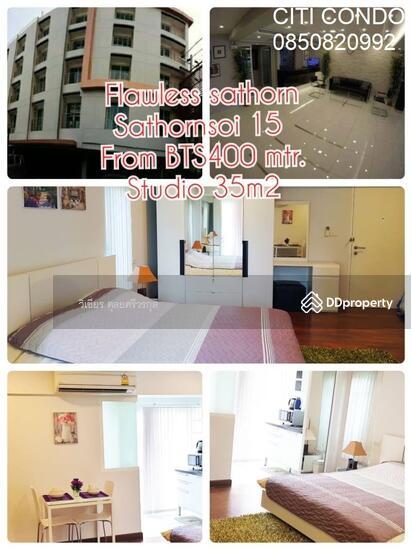 Flawless Sathorn Residence  70688291