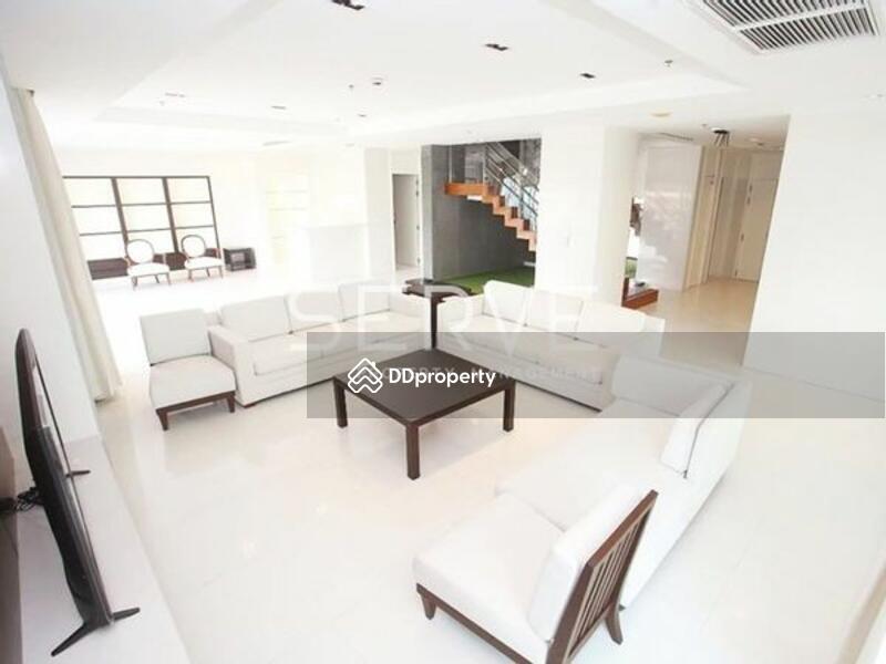 Duplex Corner 4 Bd. Unit / Condo Next to Lumpini Park-Royal Residence Park (รอยัล เรสสิเดนซ์ พาร์ค)