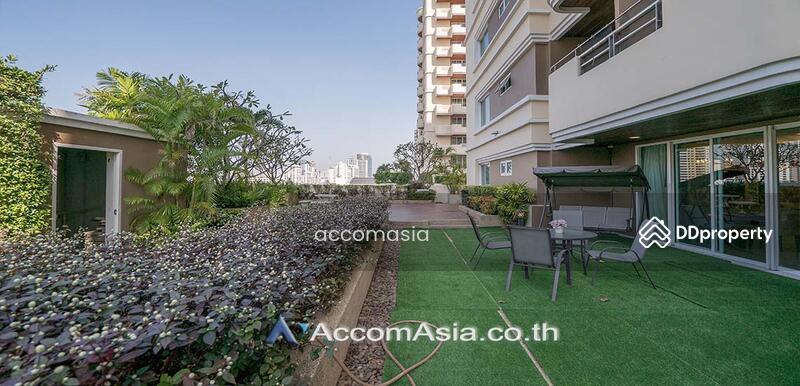 Fully Furnished Suites Apartment 4 Bedroom For Rent BTS Phrom Phong in Sukhumvit Bangkok ( AA19323 ) #87620015