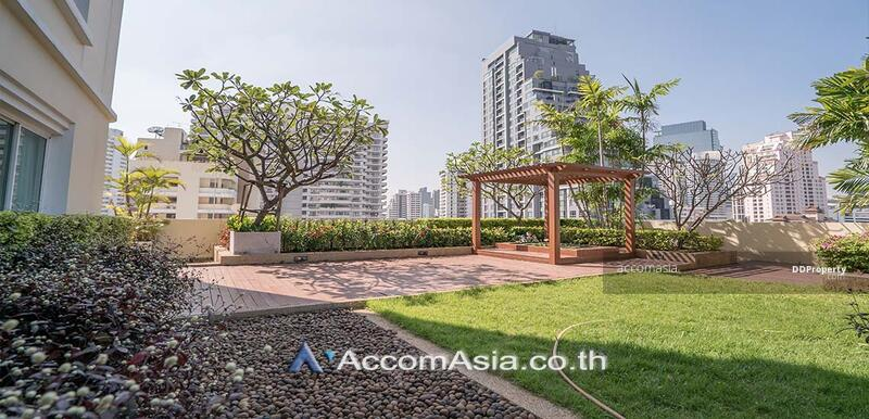 Fully Furnished Suites Apartment 4 Bedroom For Rent BTS Phrom Phong in Sukhumvit Bangkok ( AA19323 ) #87620016