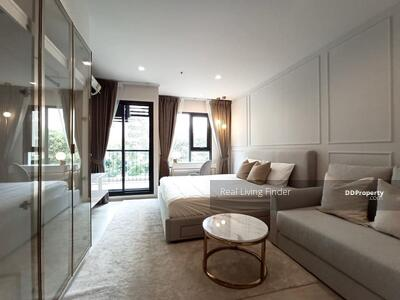 For Rent - ให้เช่า Rent Life One Wireless   1 ห้องนอน แต่งสวย เรียบหรู เฟอร์ครบ พร้อมอยู่ ใกล้ BTS เพลินจิต ใกล้ทางด่วน