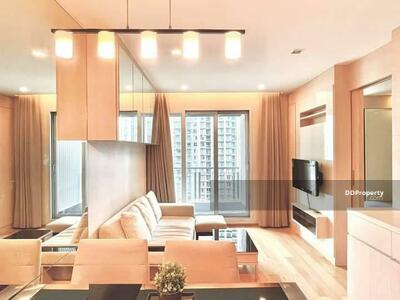 For Rent - Spectacular High Rise 1-BR Condo at The Address Asoke near BTS Nana (ID 477345)